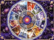 Puzzle Astrologie, 9000 Teile, Sternenkunde, Sternzeichen, Ravensburger