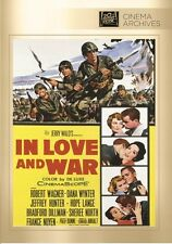 In Love and War (2014, DVD NEUF) DVD-R