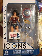 DC Icons - Collectibles - Wonder Woman - Amazon Virus - 6 Inch - Mint