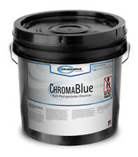 Chromaline Chromablue Photopolymer Pre Sensitized Emulsion Screen Printing -Gal.