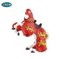 Papo King Richard's Horse Red #39257