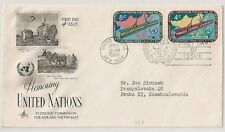 COVER UNITED STATES UNITED NATIONS ECONOMIC COMMISSION  USA ETATS UNIS. L706