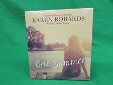 One Summer Audio CD – February 1, 2014 by Karen Robards (Author