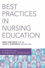 Best Practices in Nursing Education: Stories of Exemplary Teachers-ExLibrary