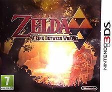 The legend of zelda: a link between worlds (Nintendo 3DS, 2013) version originale