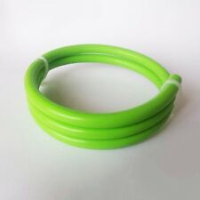 """High Performance 1 foot ID 3/16""""(5mm) Silicone Vacuum Hose Tube Pipe Green"""