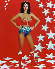 Lynda Carter 8X10 Wonder Woman poster