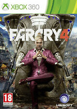 2 Games for Microsoft Xbox 360 - Far Cry 4 / Fable 3 III - Open World