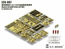 Et Modelo 1/35 #E35067 M1A2 Sep MBT DETAIL UP SET para Dragon 3536
