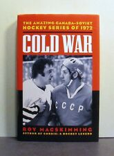 Cold War, Canada-Soviet Hockey Series of 1972