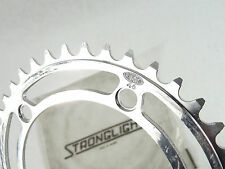 "Stronglight Chainring 93 & 63 40T Road 122Bcd Vintage racing Bicycle 3/32"" NOS"