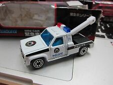 WELLY - Scale 1/60 - Emergency vehicles Collection - MODEL B - Mini Toy Car K212