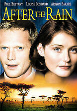 After the Rain, New DVD, Iain Bruce, Shirley Johnstone, Ian Jepson, Peter Krumme
