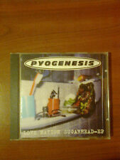 PYOGENESIS - LOVE NATION SUGARHEAD - EP  - CD