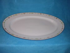 "Noritake Mystery 130 18"" Oval Serving Plate. Beautiful Condition"