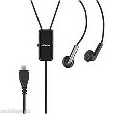 Genuine Nokia Stereo Headset HS-82 for Nokia 8600 Luna 8800 Arte Carbon Sapphire