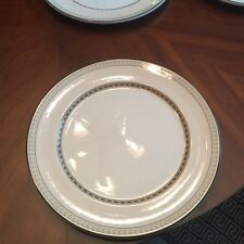 VERY RARE Royal Doulton PROVENCE NOIR CHARGER (Service Plate) - 3 Available