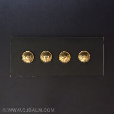 Set of Four WW1 Royal Aircraft Factory Buttons. 1912-1918