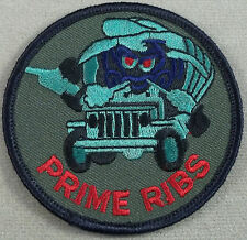 US Air Force Prime Ribs ( RIBS ) Readiness in Base Service Subdued Patch