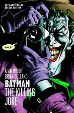 Batman: The Killing Joke, Deluxe Edition...New
