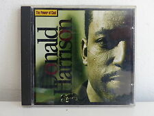 CD ALBUM DONALD HARRISON The power of cool CTI 1015 2