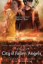 The Mortal Instruments 4: City of Fallen Angels, Clare, Cassandra Paperback Book