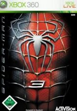 Xbox 360 SPIDERMAN 3 Spider Man Top Zustand