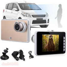 Full 1080P HD Car DVR Camera Vehicle Digital Video Recorder Camcorder Dash Cam