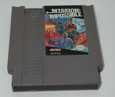Mission: Impossible (Nintendo NES, 1990) R5252