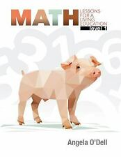 Math Lessons for a Living Education: Level 1 Angela O'Dell Grade 1 Answers 2016