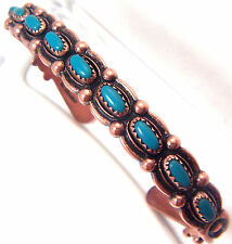 100% Copper Bracelet Wheeler Arthritic Healing Arthritis Sciatica Folklore cb200