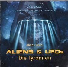 RAMTHA - ALIENS & UFOS - Die Tyrannen - AUDIO CD - NEU ( wie Zecharia Sitchin )