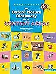 The Oxford Picture Dictionary for the Content Areas: Monolingual English Diction