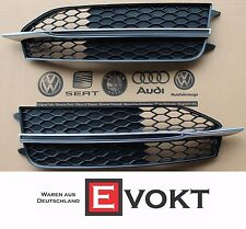 Audi S-Line S7 Bumper Mesh Grille For A7 S-Line Genuine New 4G8807681 4G8807682
