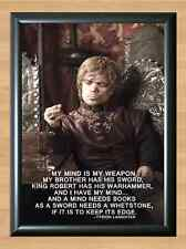 Peter Dinklage Game of Thrones Tyrion Signed Autographed A4 Print Poster Photo 1
