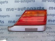 1995-1996 MERCEDES BENZ S S320 RIGHT BRAKE TAIL LIGHT LAMP TAILLIGHT A1408205664