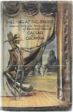 Meeting at The Sphinx by Bernard Shaw 1st movie tie-in Wilfred Newton