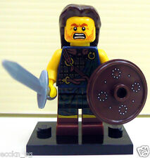 Lego Minifigure - Highland Battler (Minifig Series 6  2012)