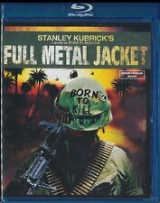 Full Metal Jacket (Blu-ray Disc, 2007, Canadian, Widescreen)