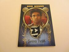 Sandeep Parikh 2012 The Guild Seasons One through Three Costumes #M2 Relic Card