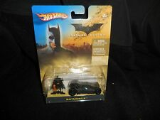 Hot Wheels 2005 Batmobile H6294 Batman Begins Sealed on Card