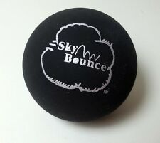 6 SKY BOUNCE BLACK COLOR - HAND BALLS / RACKET BALL RACQUETBALL