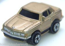Micro Machines  MERCEDES 450SLC CAR - GOLD  - Galoob