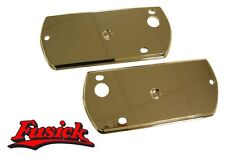 1969-1972 Chevrolet Pontiac Buick Oldsmobile Chrome Armrest Base Set 1970 1971