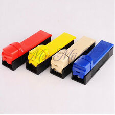 OV 70MM Manual Single Tube Tobacco Roller Cigarette Injector Maker Machine LS30#