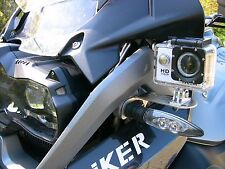 BMW R1200GS LC / ADV ACTION CAM GOPRO HERO, SJ4000, ROLLEI & COMPATIBLE MOUNT