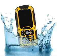 Fonerange Rugged Tough Mobile Phone Unlocked Waterproof Dustproof and Shockproof