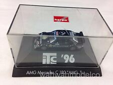 HERPA EXCLUSIVE MERCEDES BENZ AMG TEAM C180 ITC 1996 #04 UPS 1:87 HO OCCASION
