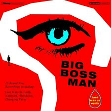 Big Boss Man-Last Man on Earth CD NUOVO