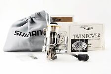SHIMANO Twin power 2500Mgs Spinning reel USED from Japan #B730